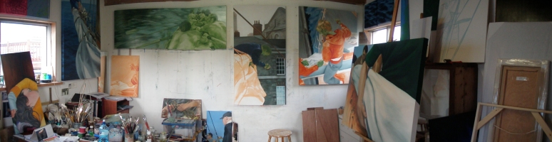 the studio, image