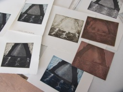Printing experiments , image