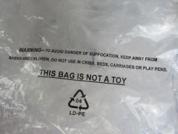 This bag is not a toy