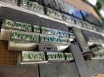Letterpress @ CorkPrintmakers