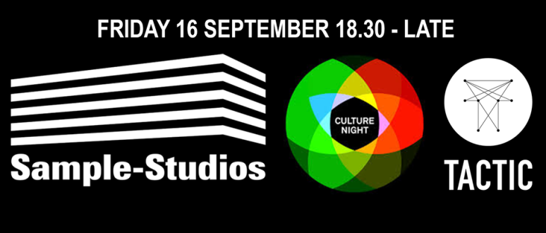 Sample studios culture night