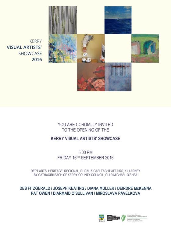 Kerry Visual Artists Showcase image