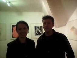 Frances O Connor & Sean Hanrahan