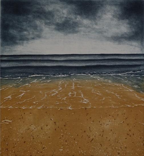 An Mhuir Mhean (the Irish Sea) image